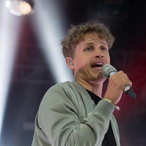 Tim Bendzko Kieler Woche 2018